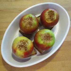 37.3 Pommes au four