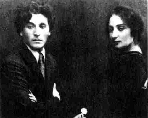 Marc et Bella 1910