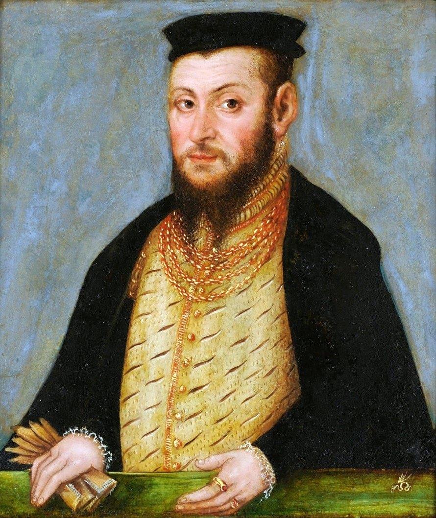 Le roi Sigismond II Auguste de Pologne