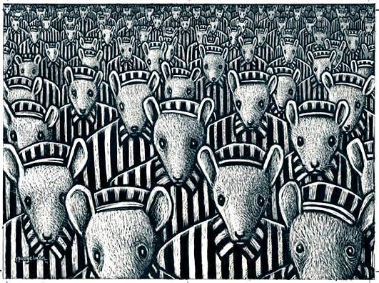 """""""Maus"""" Art Spiegelman"""
