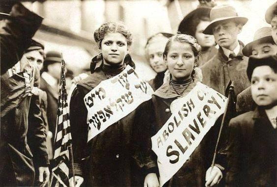 Journée internationale des droits de la femme (Yiddish Pour Tous)