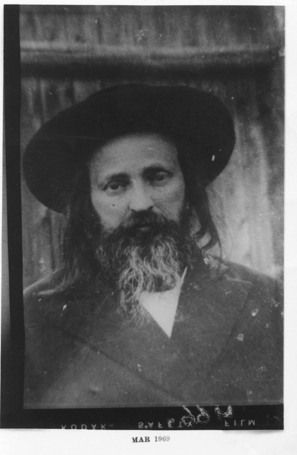le rabbin Ziemba