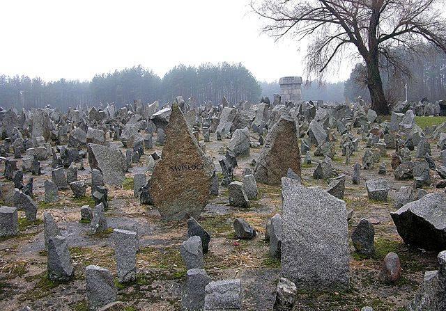Adrian Grycuk - Mémorial aux victimes de Treblinka